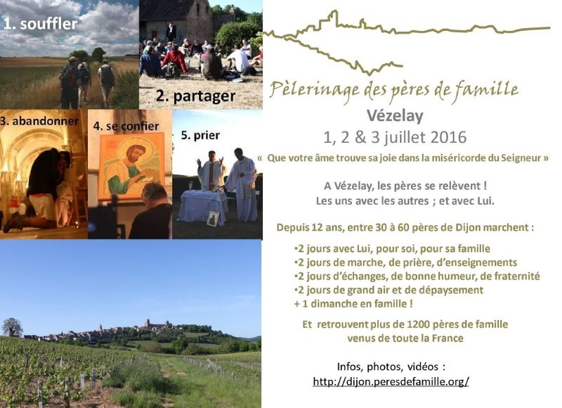VEZELAY 2016 flyer recto